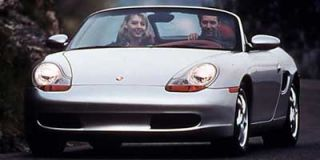 1997 Porsche Boxster Photo