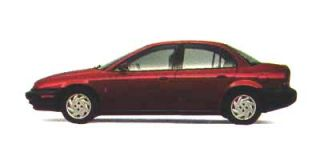 1997 Saturn SL Photo