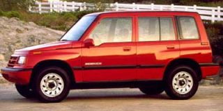 1997 Suzuki Sidekick Photo