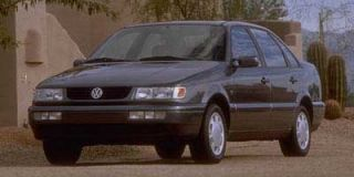 1997 Volkswagen Passat Photo
