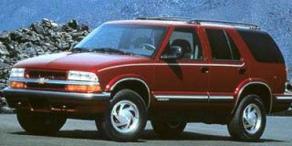 1998 Chevrolet Blazer Photo