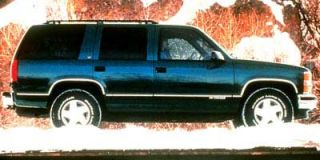1998 Chevrolet Tahoe Photo