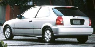 1998 Honda Civic Classic Photo