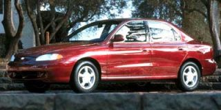 1998 Hyundai Elantra Photo