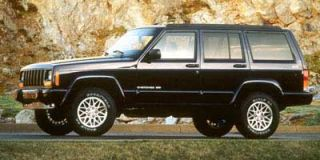 1998 Jeep Cherokee Photo