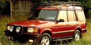 1998 Land Rover Discovery Photo