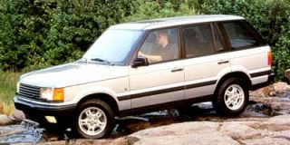 1998 Land Rover Range Rover Photo