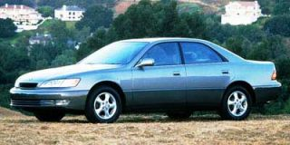 1998 Lexus ES 300 Luxury Sport Sedan Photo