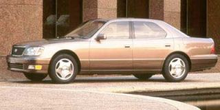 1998 Lexus LS 400 Luxury Sedan Photo
