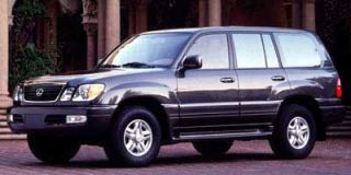 1998 Lexus LX 470 Luxury Wagon Photo