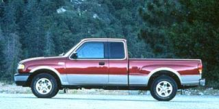1998 Mazda B-Series 4WD Truck Photo