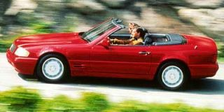 1998 Mercedes-Benz SL Class Photo