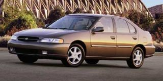 1998 Nissan Altima Photo