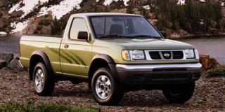 1998 Nissan Frontier 4WD Photo