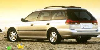 1998 Subaru Legacy Wagon Photo