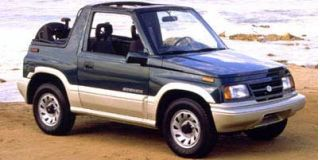 1998 Suzuki Sidekick Photo