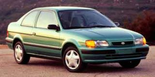 1998 Toyota Tercel Photo