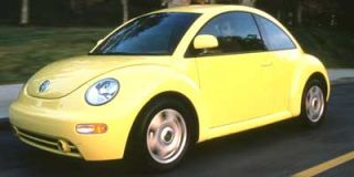1998 Volkswagen New Beetle Photo