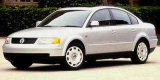 1998 Volkswagen Passat Photo