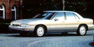 Buick Lesabre Limited S on 1999 Buick Lesabre Suspension