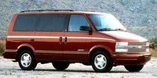 1999 Chevrolet Astro Passenger Photo
