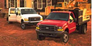 1999 Ford Super Duty F-350 SRW Photo