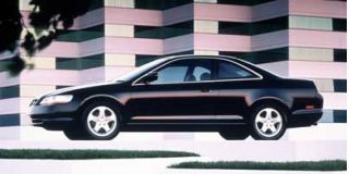 1999 Honda Accord Coupe Photo