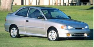1999 Hyundai Accent Photo