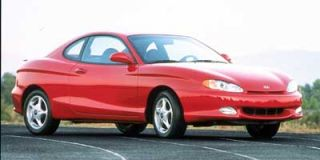 1999 Hyundai Tiburon Photo