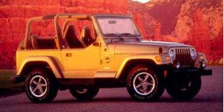 1999 Jeep Wrangler Photo