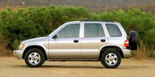 1999 Kia Sportage Photo