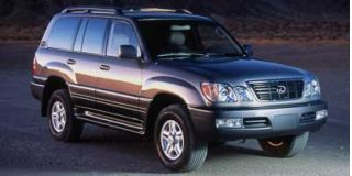 1999 Lexus LX 470 Luxury SUV Photo