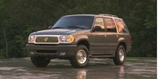 1999 Mercury Mountaineer Photo