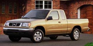 1999 Nissan Frontier 2WD Photo