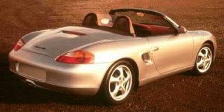 1999 Porsche Boxster Photo