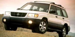 1999 Subaru Forester Photo