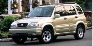 1999 Suzuki Grand Vitara Photo