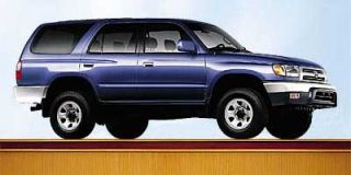 1999 Toyota 4Runner Photo