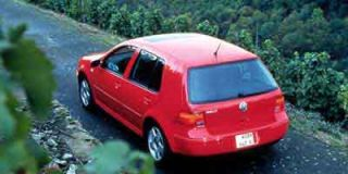 1999 Volkswagen New Golf Photo