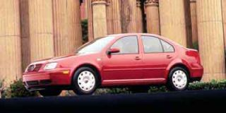 1999 Volkswagen New Jetta Photo