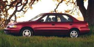 2000 Chevrolet Prizm Photo