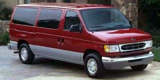 2000 Ford Econoline Wagon Photo