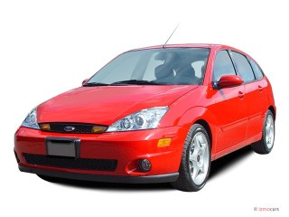 2004 Ford Focus Photo