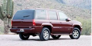 2000 GMC Denali Photo