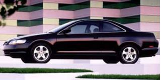 2000 Honda Accord Coupe Photo