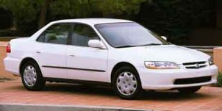 2000 Honda Accord Sedan Photo