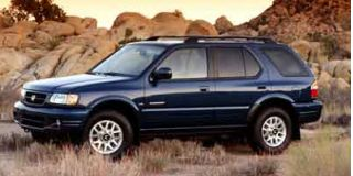 2000 Honda Passport Photo