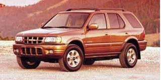 2000 Isuzu Rodeo Photo