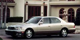 2000 Lexus LS 400 Photo