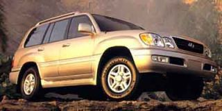 2000 Lexus LX 470 Photo